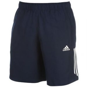 Adidas Men's Navy Blue Running Shorts