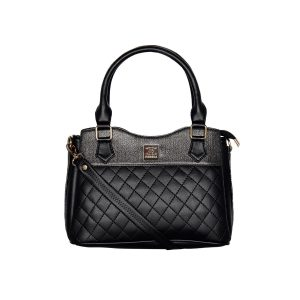 ESBEDA QUILTED PATTERN HANDBAG