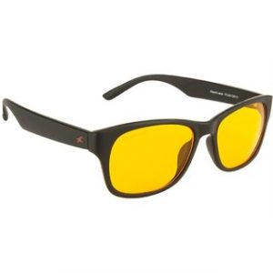 Fastrack Men Wayfarer Orange Sunglasses