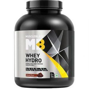 MuscleBlaze Whey Hydro