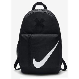Nike Unisex Black NK ELMNTL Backpack
