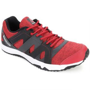 Reebok Mens RED Sport Shoes