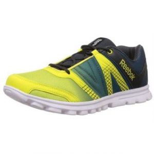 Reebok Men's Yellow Sports
