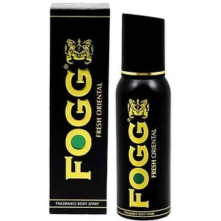 fogg Deodorant-Fresh Oriental Black Series For Men