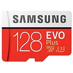 Samsung EVO Plus microSD Card 128 Gb