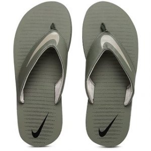 Nike Chroma Thong Men'S Grey Slippers
