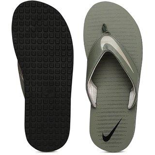 Nike Chroma Thong Men'S Grey Slippers