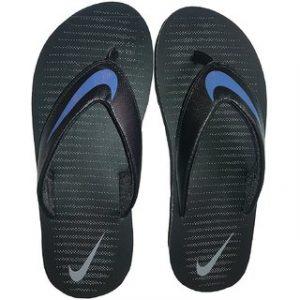 Nike Thong Blue and Black Thong Flip Flop
