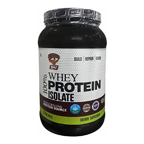 SNT 100% Whey Protein Isolate 2 LBS Chocolate