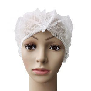 Disposable hair cap head mask